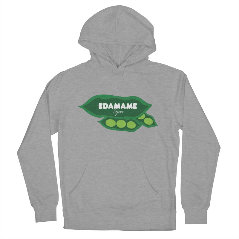 eDaMaMe! Men's French Terry Pullover Hoody by 8 TV Artist Shop
