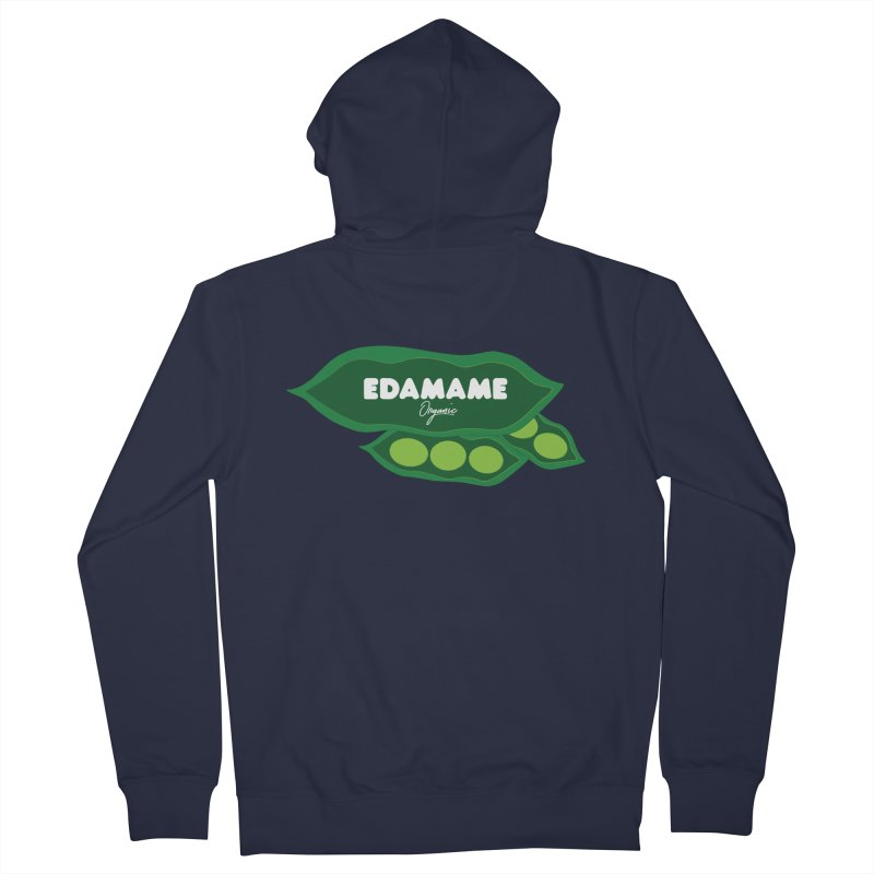 eDaMaMe! Women's French Terry Zip-Up Hoody by 8 TV Artist Shop
