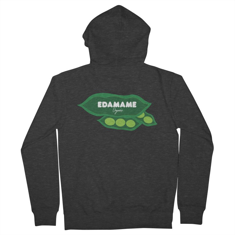 eDaMaMe! Men's French Terry Zip-Up Hoody by 8 TV Artist Shop
