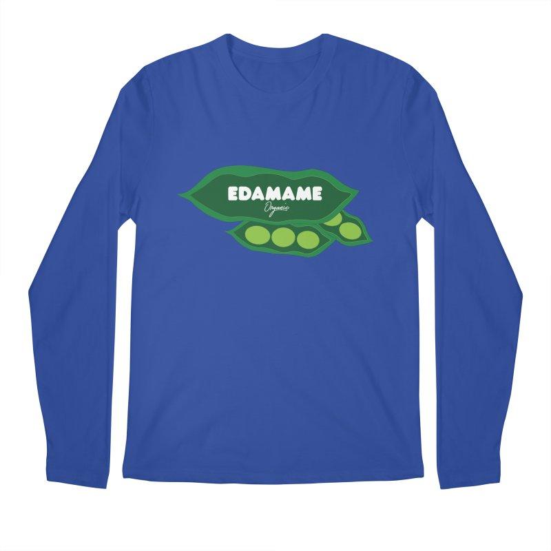 eDaMaMe! Men's Longsleeve T-Shirt by 8 TV Artist Shop