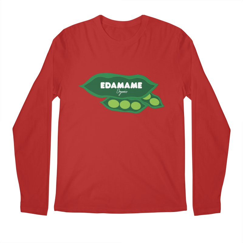 eDaMaMe! Men's Longsleeve T-Shirt by 8 TV Artist Shop