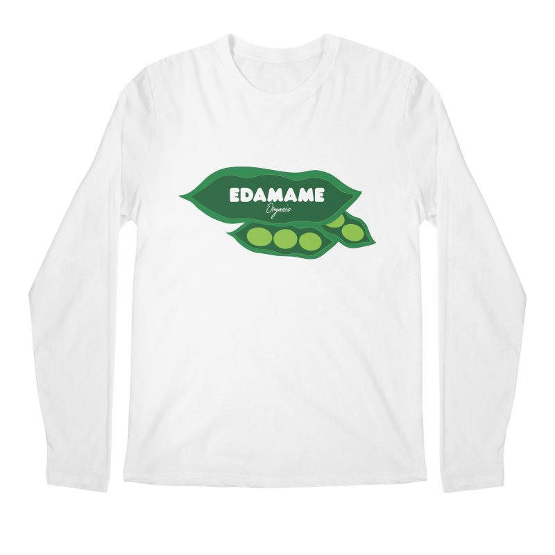 eDaMaMe! Men's Regular Longsleeve T-Shirt by 8 TV Artist Shop