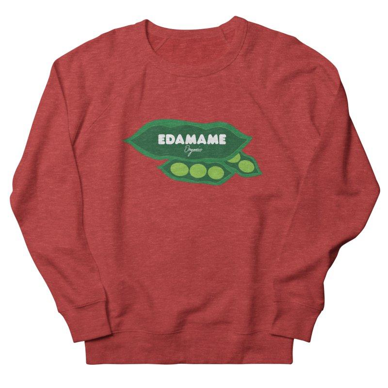 eDaMaMe! Women's French Terry Sweatshirt by 8 TV Artist Shop