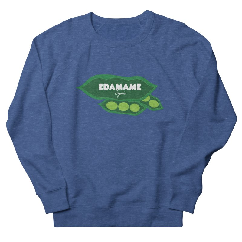 eDaMaMe! Men's French Terry Sweatshirt by 8 TV Artist Shop