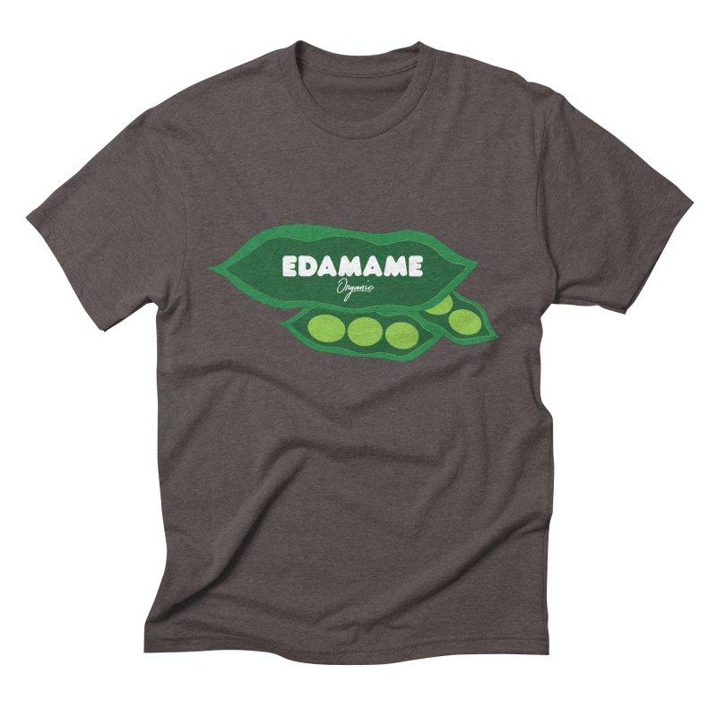 eDaMaMe! Men's Triblend T-shirt by 8 TV Artist Shop
