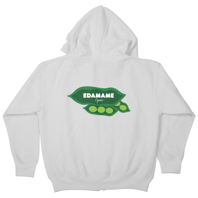 eDaMaMe! Kids Zip-Up Hoody by 8 TV Artist Shop