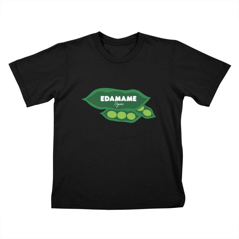 eDaMaMe! Kids T-shirt by 8 TV Artist Shop