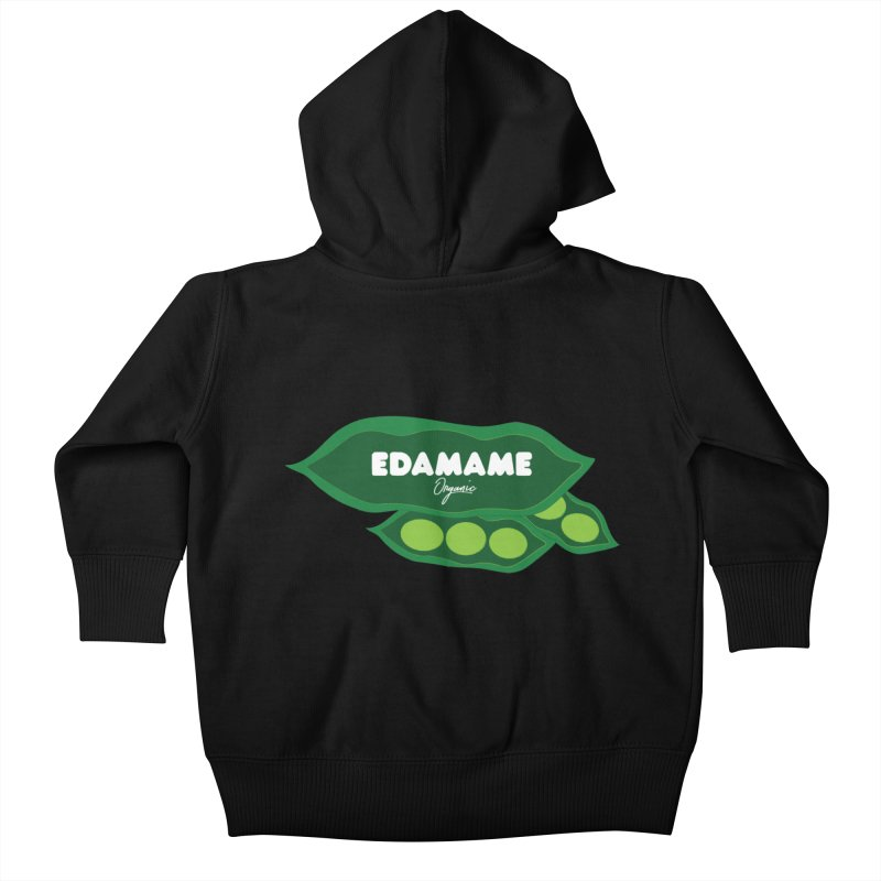 eDaMaMe! Kids Baby Zip-Up Hoody by 8 TV Artist Shop