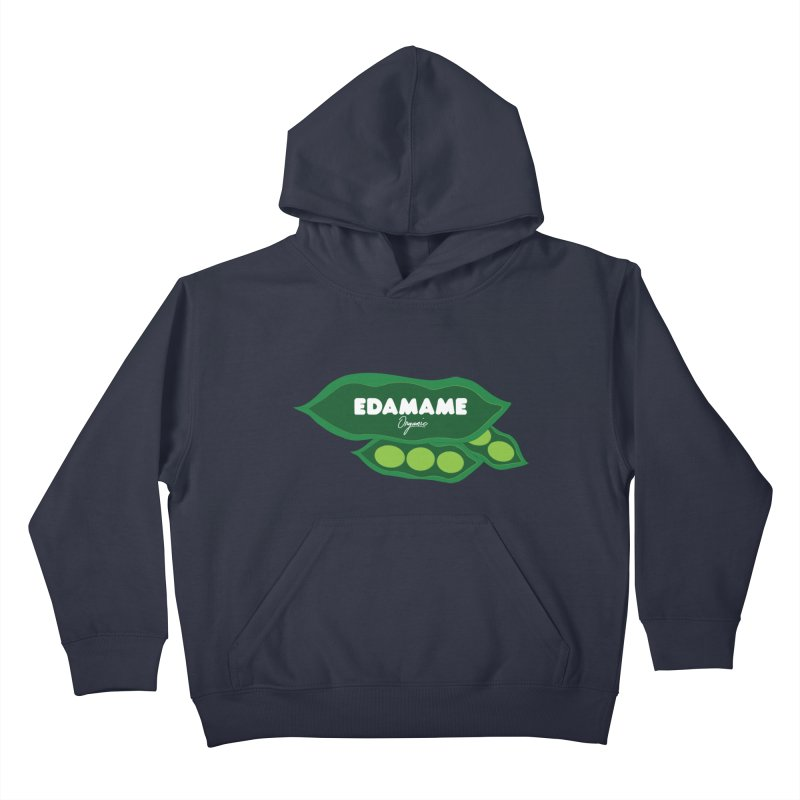 eDaMaMe! Kids Pullover Hoody by 8 TV Artist Shop
