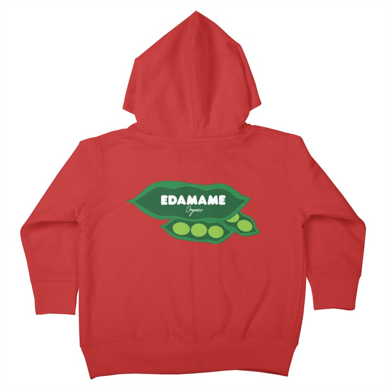 eDaMaMe! Kids Toddler Zip-Up Hoody by 8 TV Artist Shop