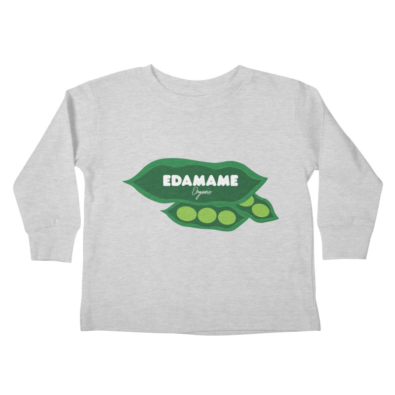 eDaMaMe! Kids Toddler Longsleeve T-Shirt by 8 TV Artist Shop