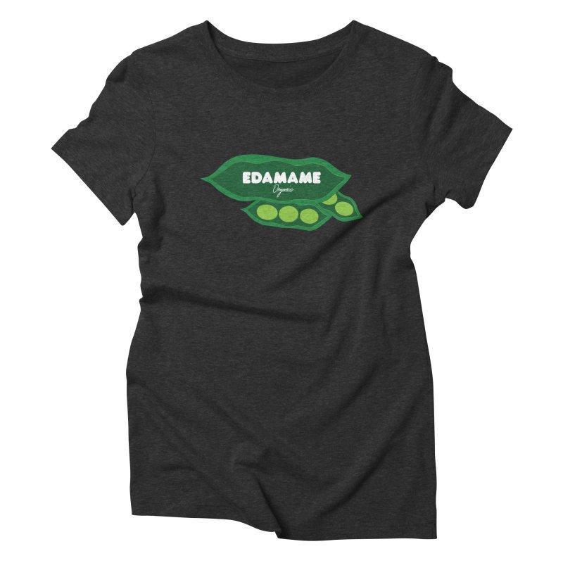 eDaMaMe! Women's Triblend T-Shirt by 8 TV Artist Shop