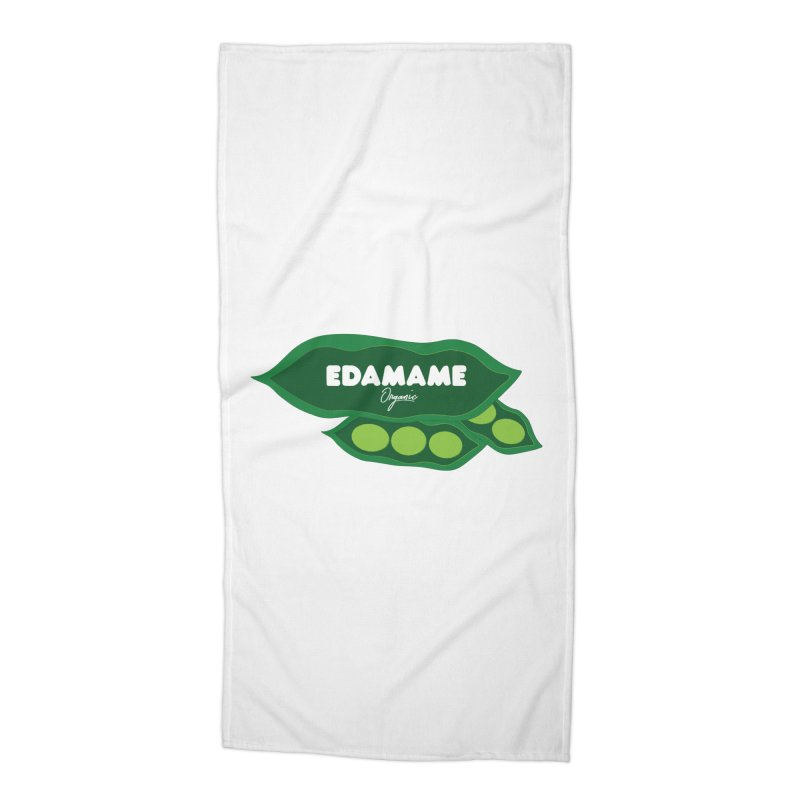 eDaMaMe! Accessories Beach Towel by 8 TV Artist Shop