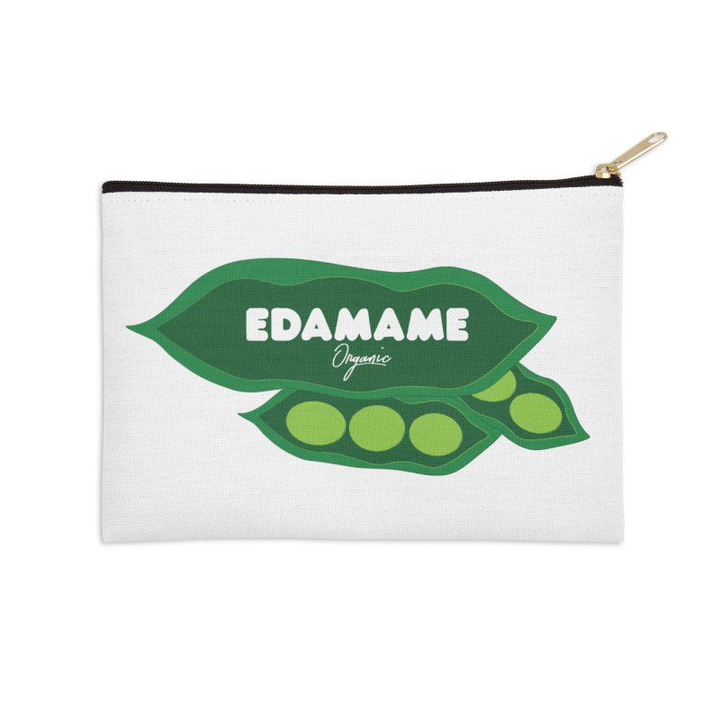 eDaMaMe! Accessories Zip Pouch by 8 TV Artist Shop