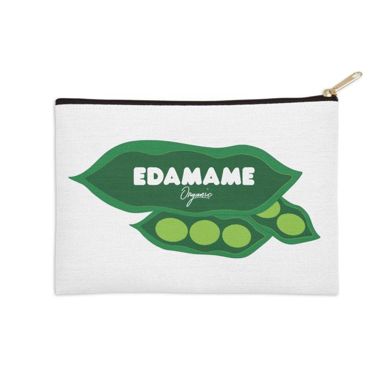 eDaMaMe! Accessories Zip Pouch by 8 TV Artist Shop