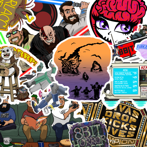 8bit-Stickers
