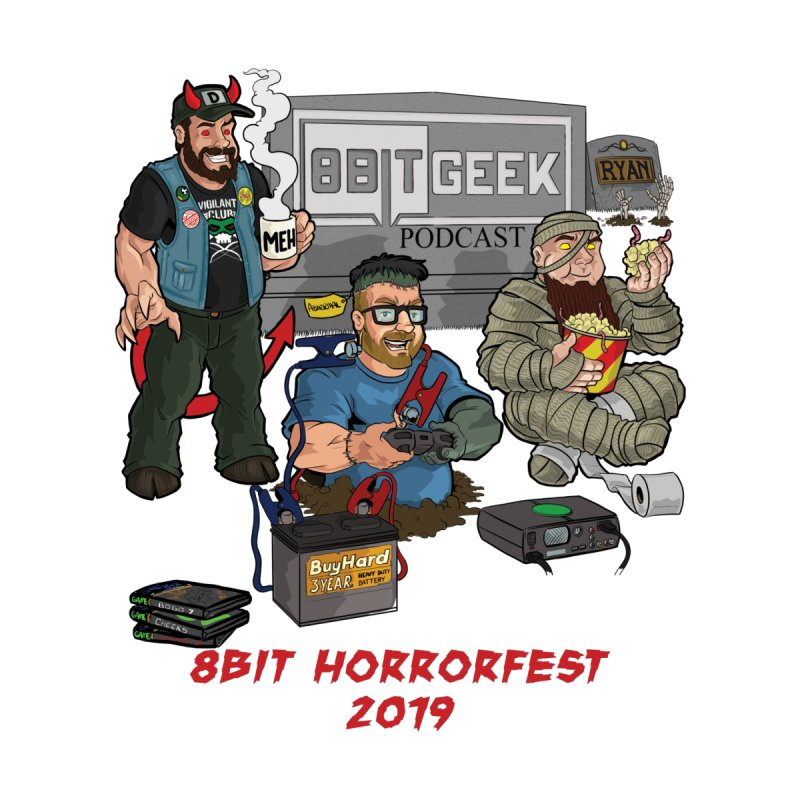 8bit horrorfest 2019 Women's T-Shirt by 8bit Geek's Artist Shop