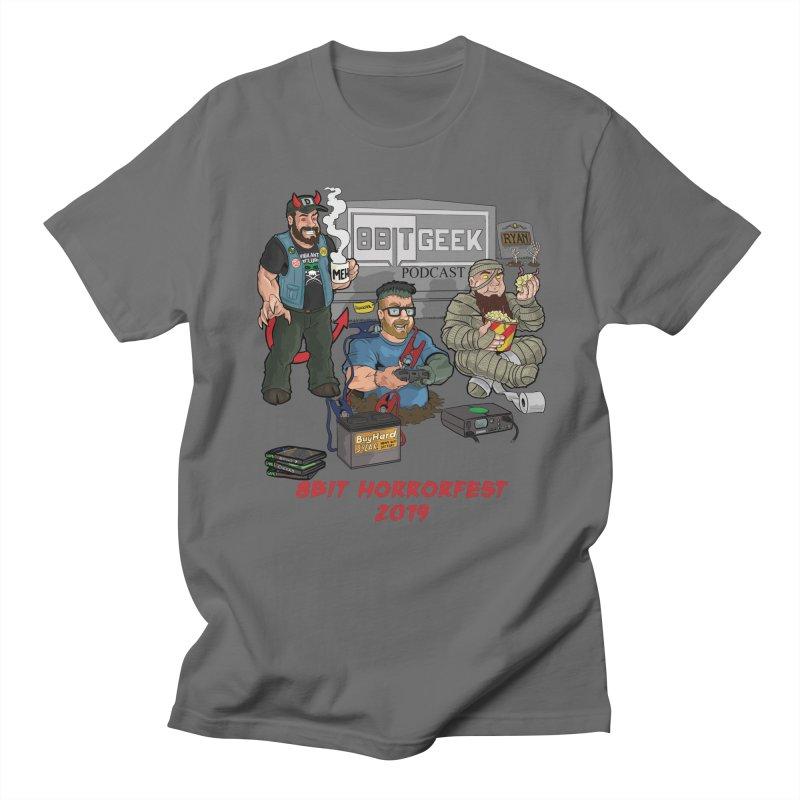 8bit horrorfest 2019 Women's T-Shirt by 8bit Geek's Artist Shop