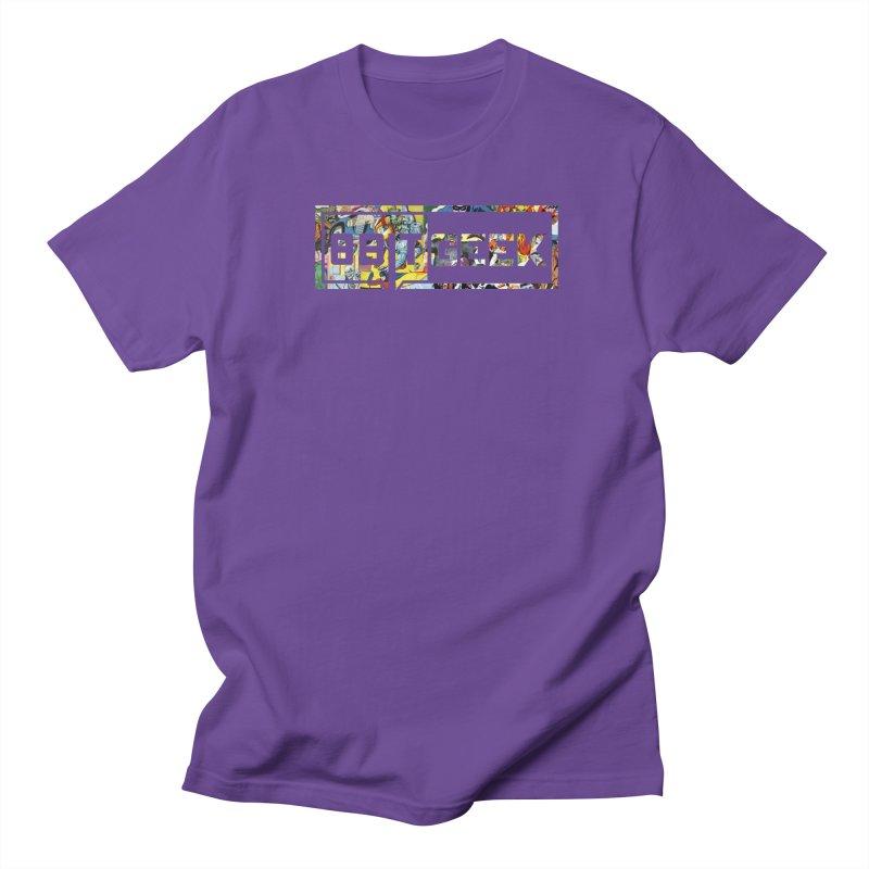 Comic  Men's T-shirt by 8bitgeek's Artist Shop