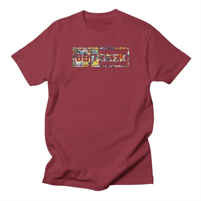 Comic  Women's Unisex T-Shirt by 8bitgeek's Artist Shop
