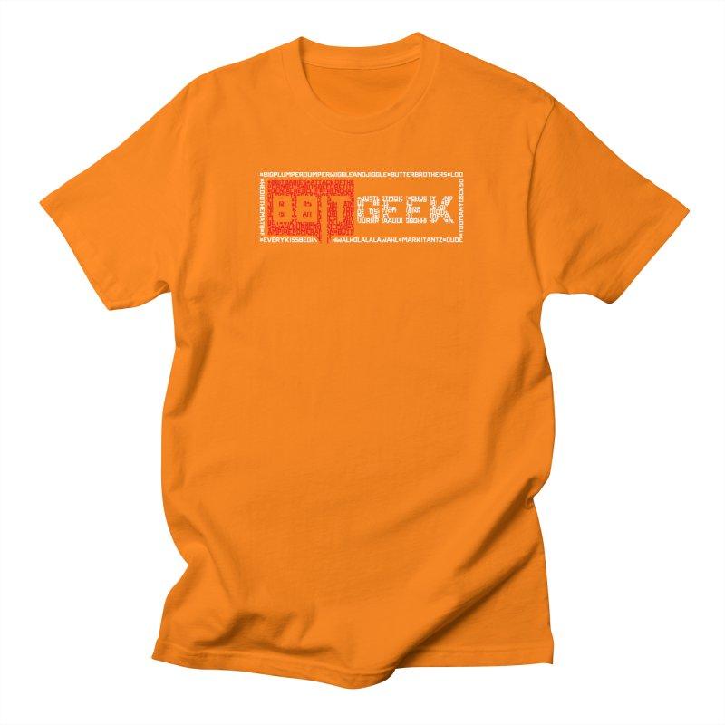 Hashtag Men's T-shirt by 8bitgeek's Artist Shop