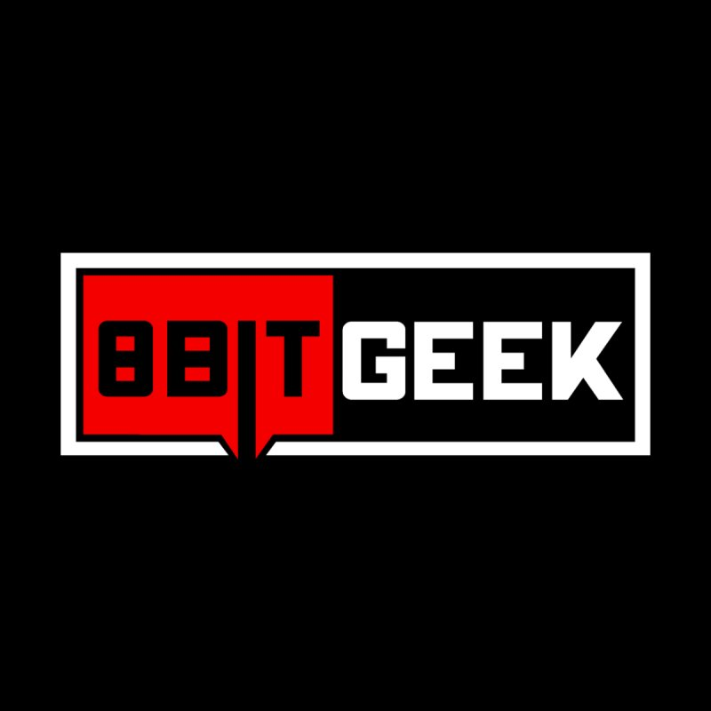 8bit Geek Men's T-Shirt by 8bit Geek's Artist Shop