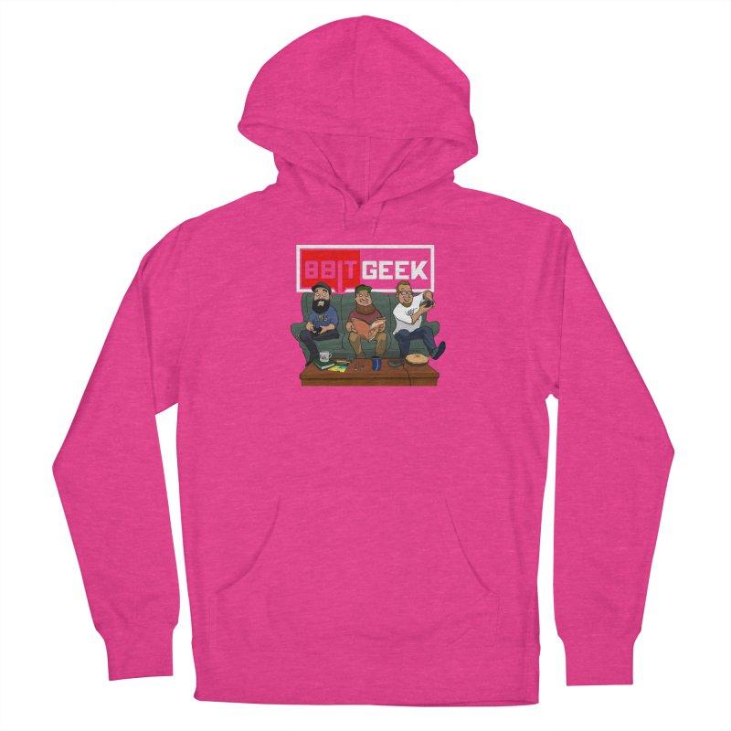 The Crew Women's Pullover Hoody by 8bit Geek's Artist Shop