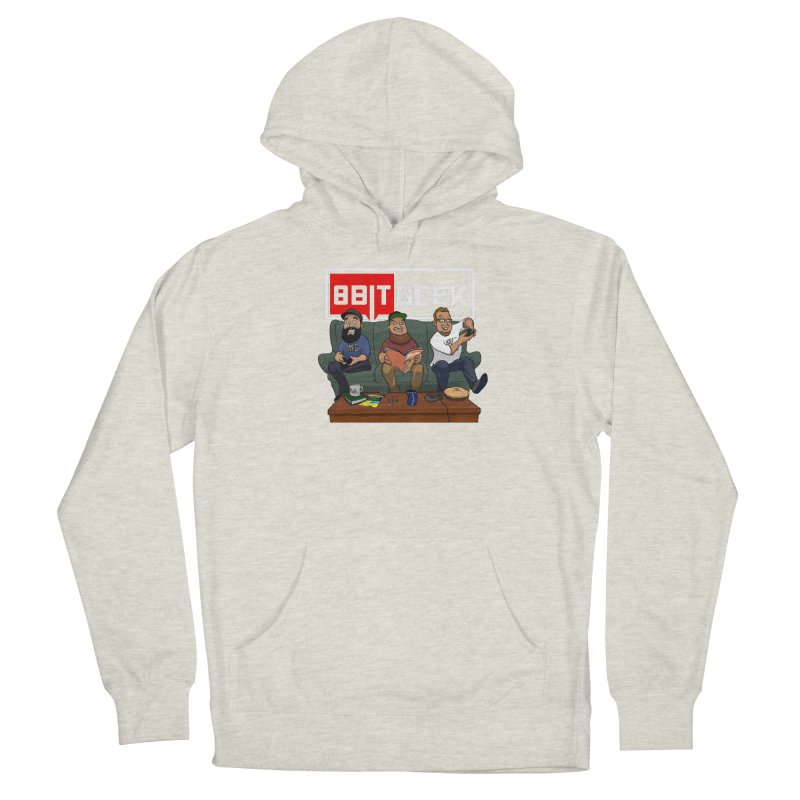The Crew Women's Pullover Hoody by 8bit Geek's Artist Shop