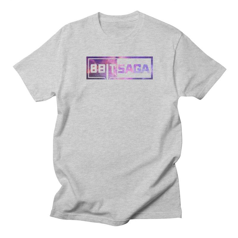 Saga  Men's T-shirt by 8bitgeek's Artist Shop