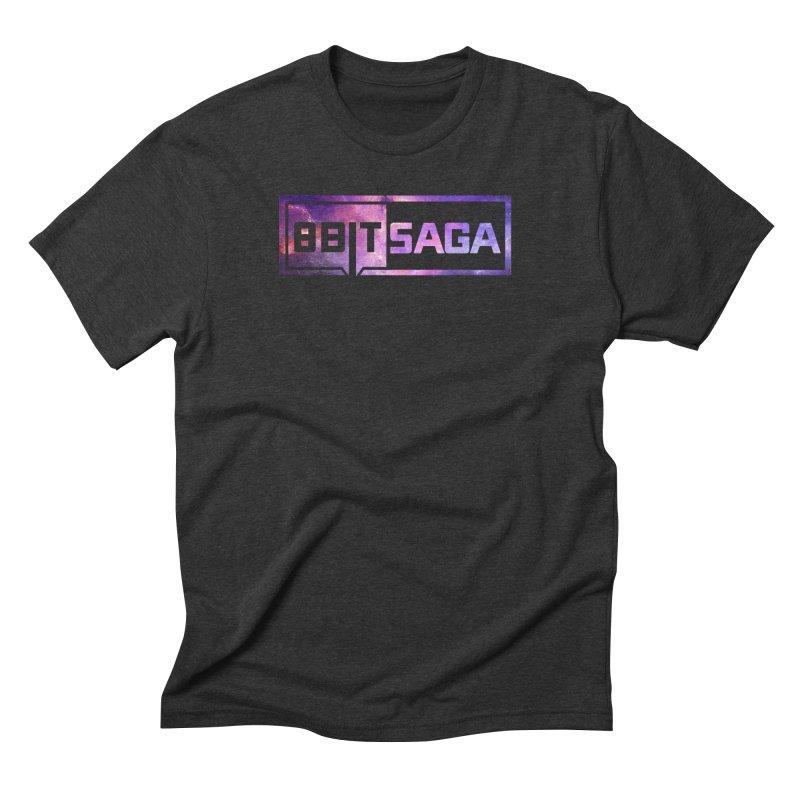 Saga  Men's Triblend T-Shirt by 8bitgeek's Artist Shop