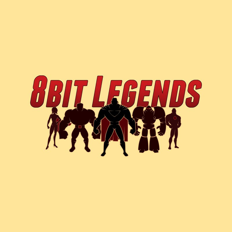 Legends  by 8bitgeek's Artist Shop