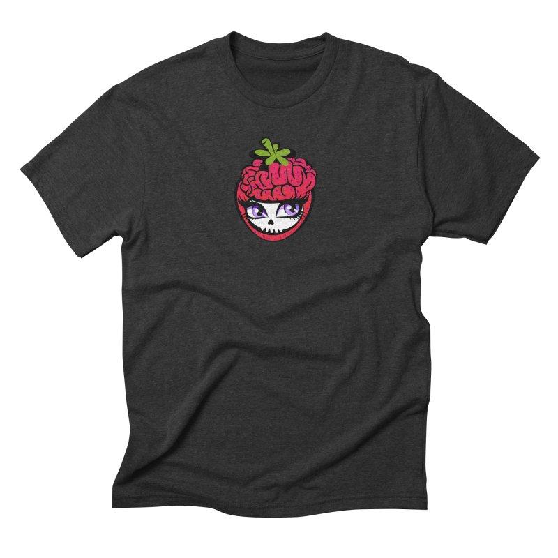 Brainberry Men's Triblend T-Shirt by 8bitgeek's Artist Shop