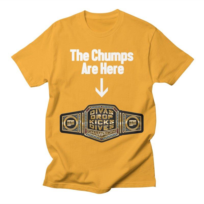 The Belt Men's T-Shirt by 8bit Geek's Artist Shop