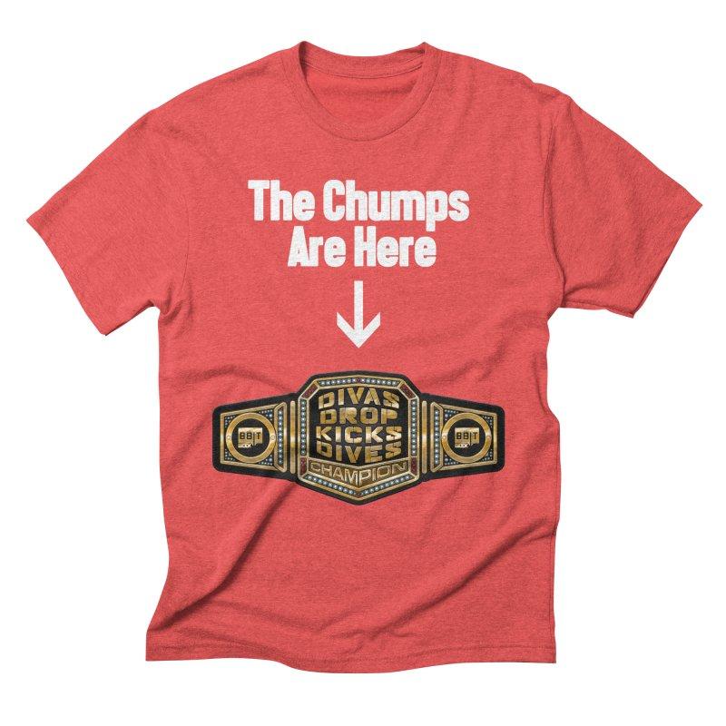 The Belt Men's Triblend T-Shirt by 8bitgeek's Artist Shop