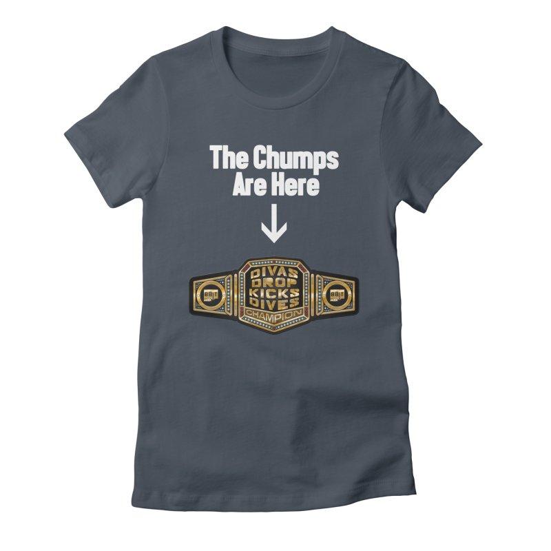 The Belt Women's T-Shirt by 8bit Geek's Artist Shop