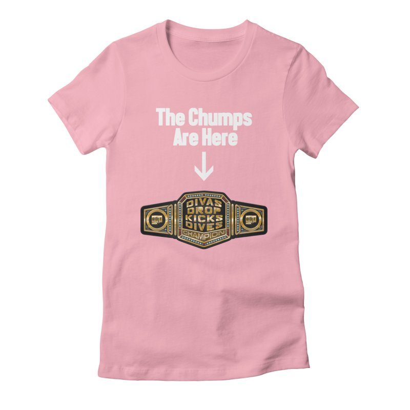 The Belt Women's Fitted T-Shirt by 8bitgeek's Artist Shop