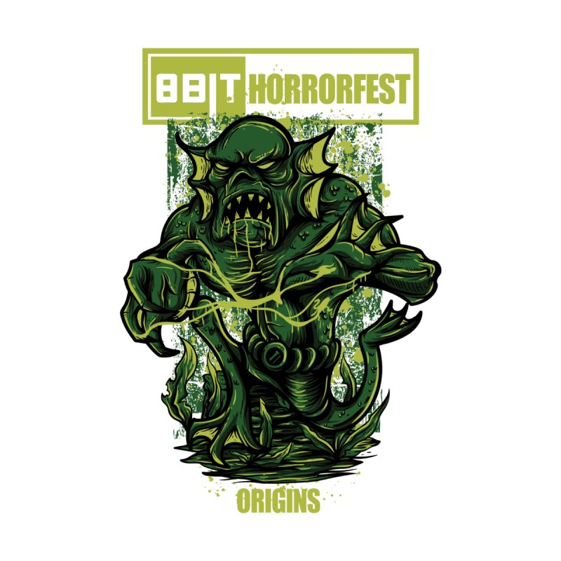 8bit Horrorfest 2017 None  by 8bitgeek's Artist Shop