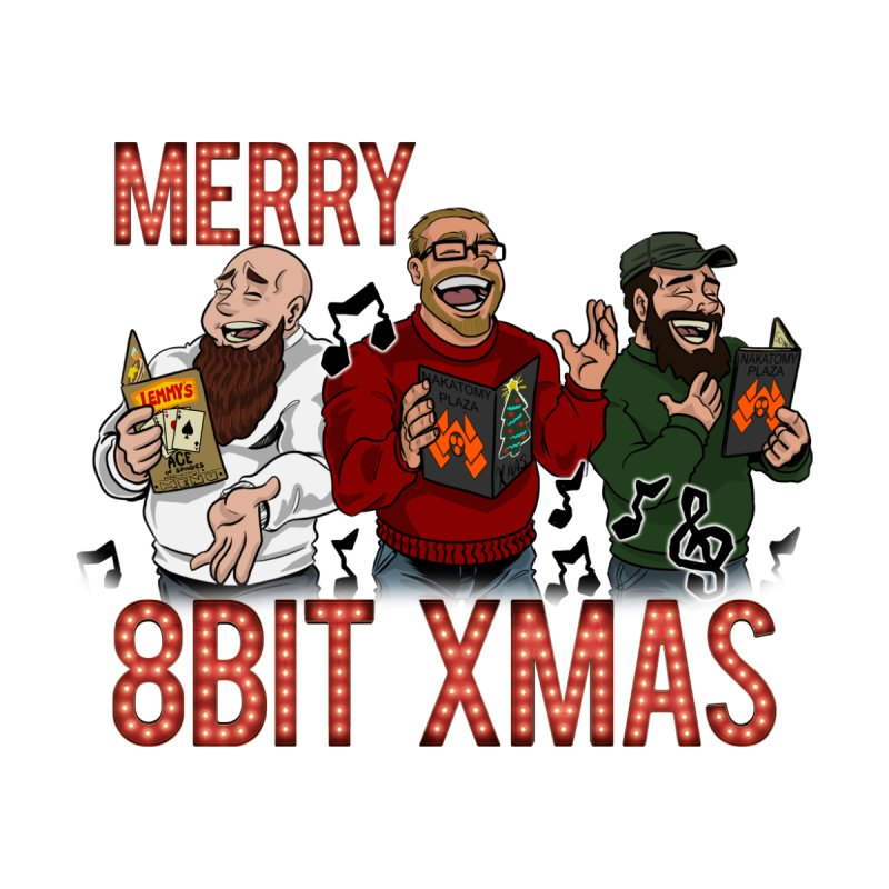 8bit Xmas 2017: Sing for the Moment by 8bitgeek's Artist Shop