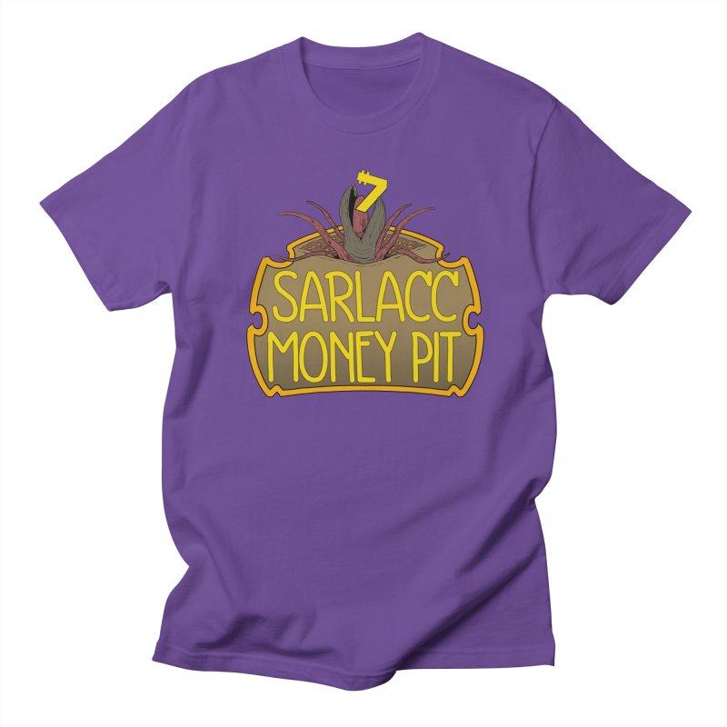 Sarlacc Money Pit Men's T-Shirt by 8bitgeek's Artist Shop