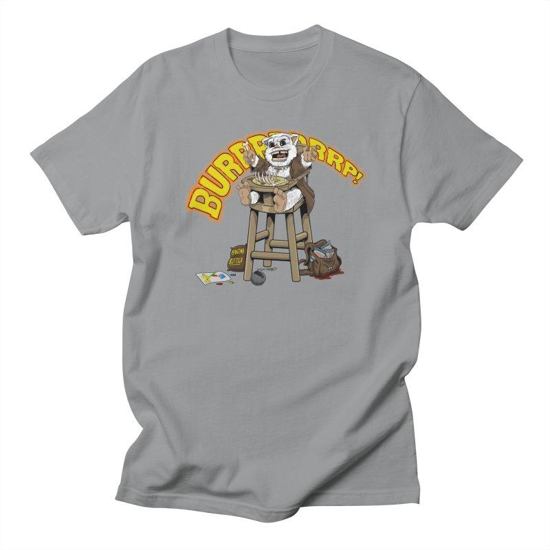 Dinner Time Men's T-Shirt by 8bit Geek's Artist Shop
