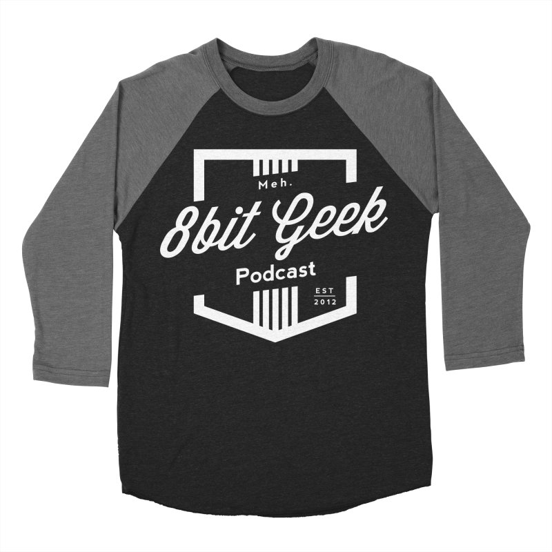 Pocket Women's Baseball Triblend T-Shirt by 8bitgeek's Artist Shop