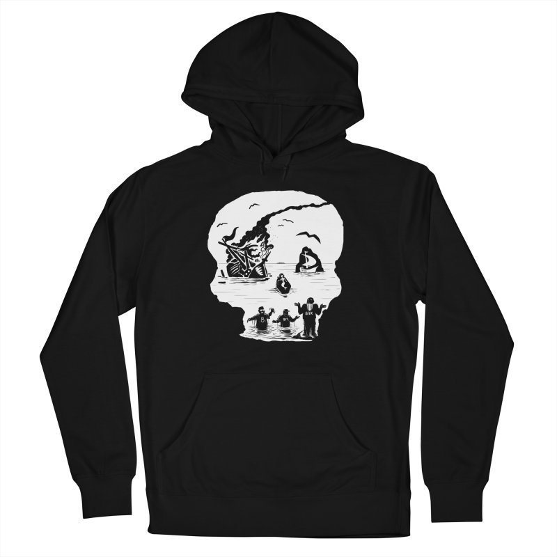 Sea of Grieves Men's Pullover Hoody by 8bitgeek's Artist Shop