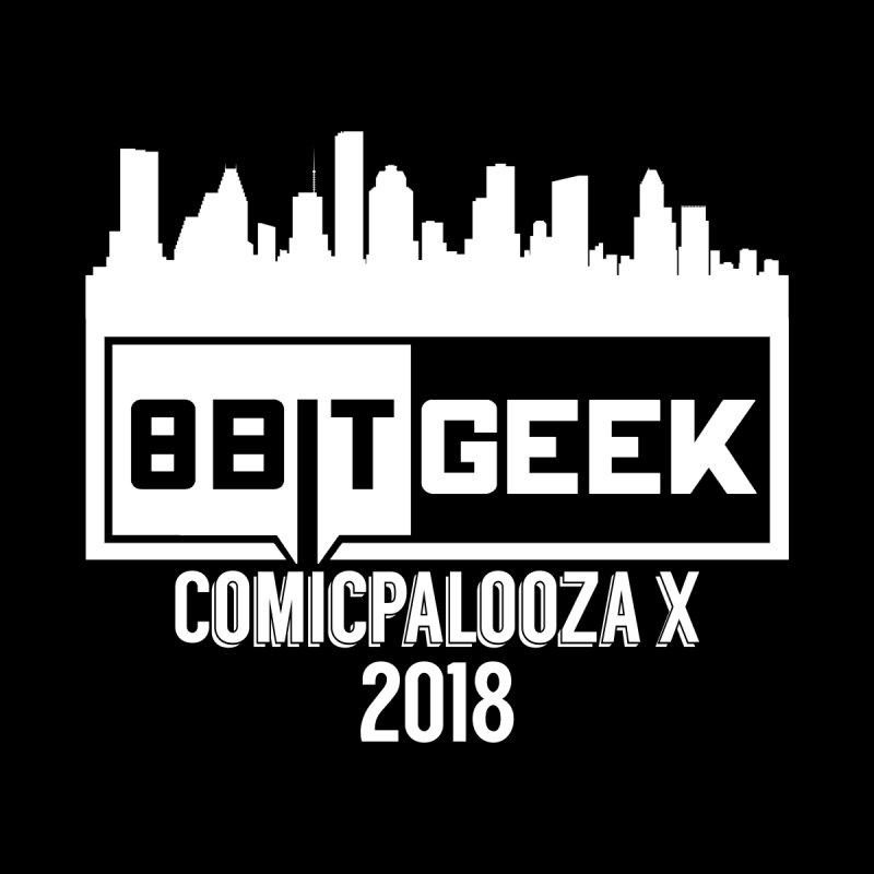 Comicpalooza 2018 by 8bitgeek's Artist Shop
