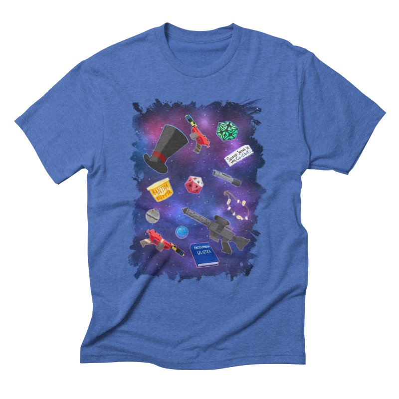 Saga Swag Men's T-Shirt by 8bit Geek's Artist Shop
