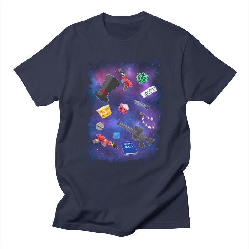 Saga Swag Men's Regular T-Shirt by 8bit Geek's Artist Shop