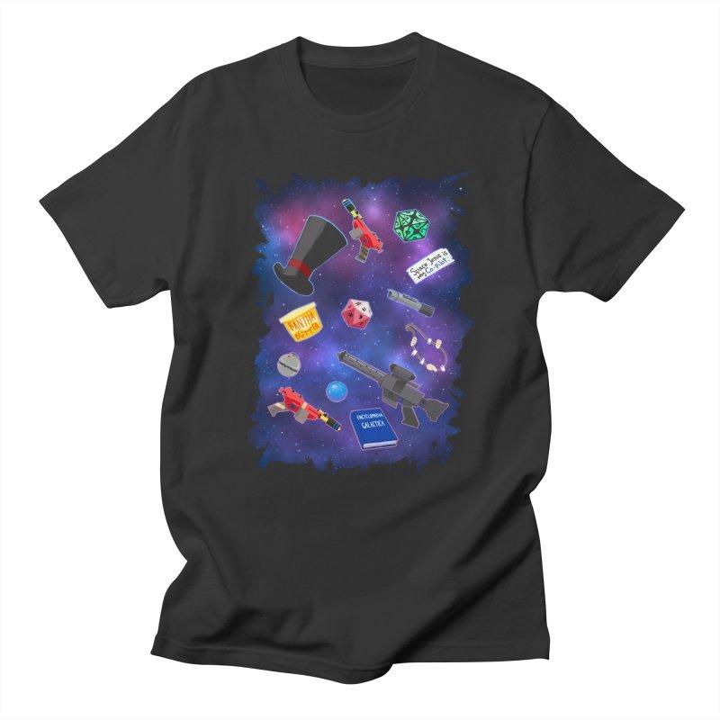 Saga Swag Men's T-Shirt by 8bitgeek's Artist Shop