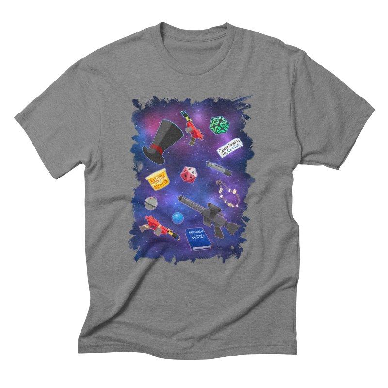 Saga Swag Men's Triblend T-Shirt by 8bitgeek's Artist Shop