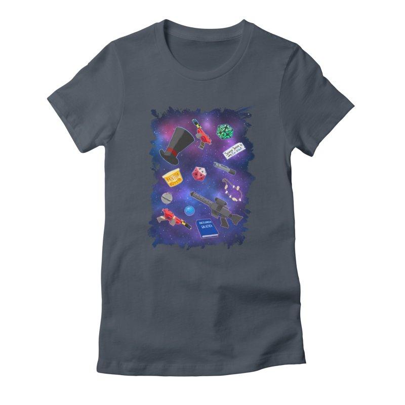 Saga Swag Women's T-Shirt by 8bit Geek's Artist Shop