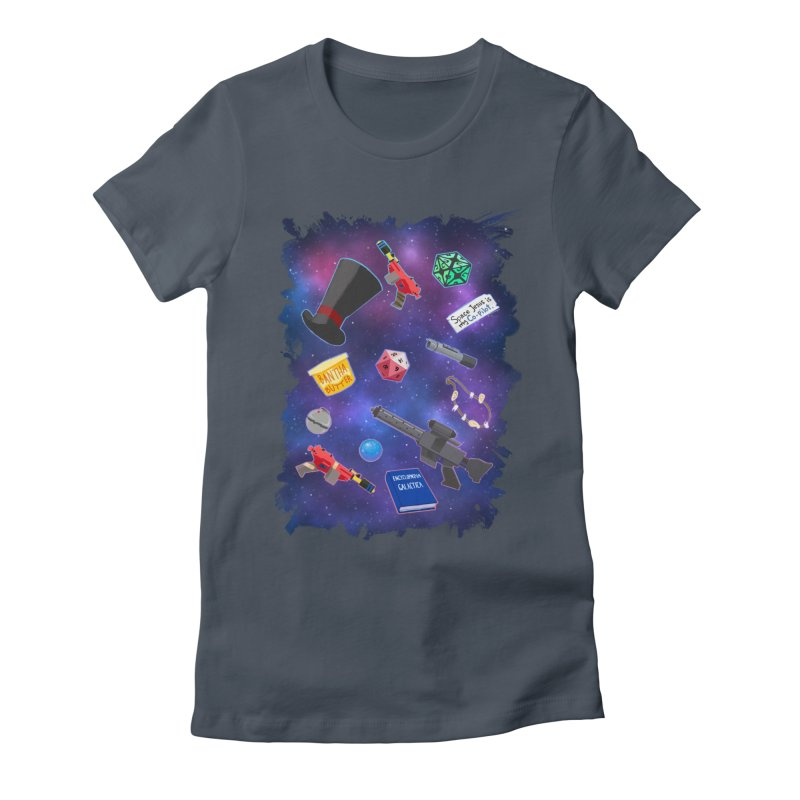 Saga Swag Women's T-Shirt by 8bit Geek's Artist Shop