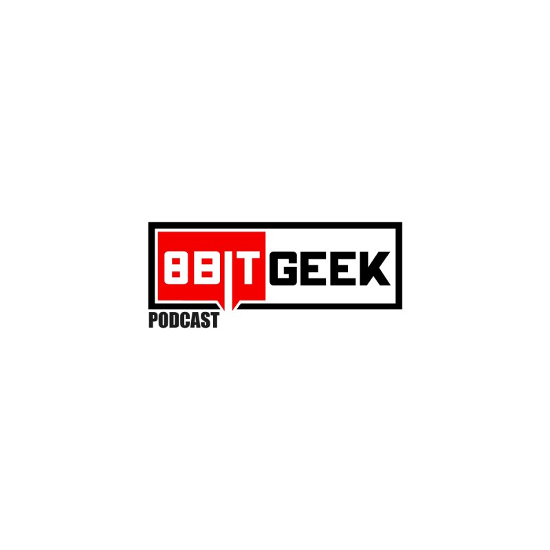 8bit Geek Podcast Sticker Accessories Sticker by 8bit Geek's Artist Shop